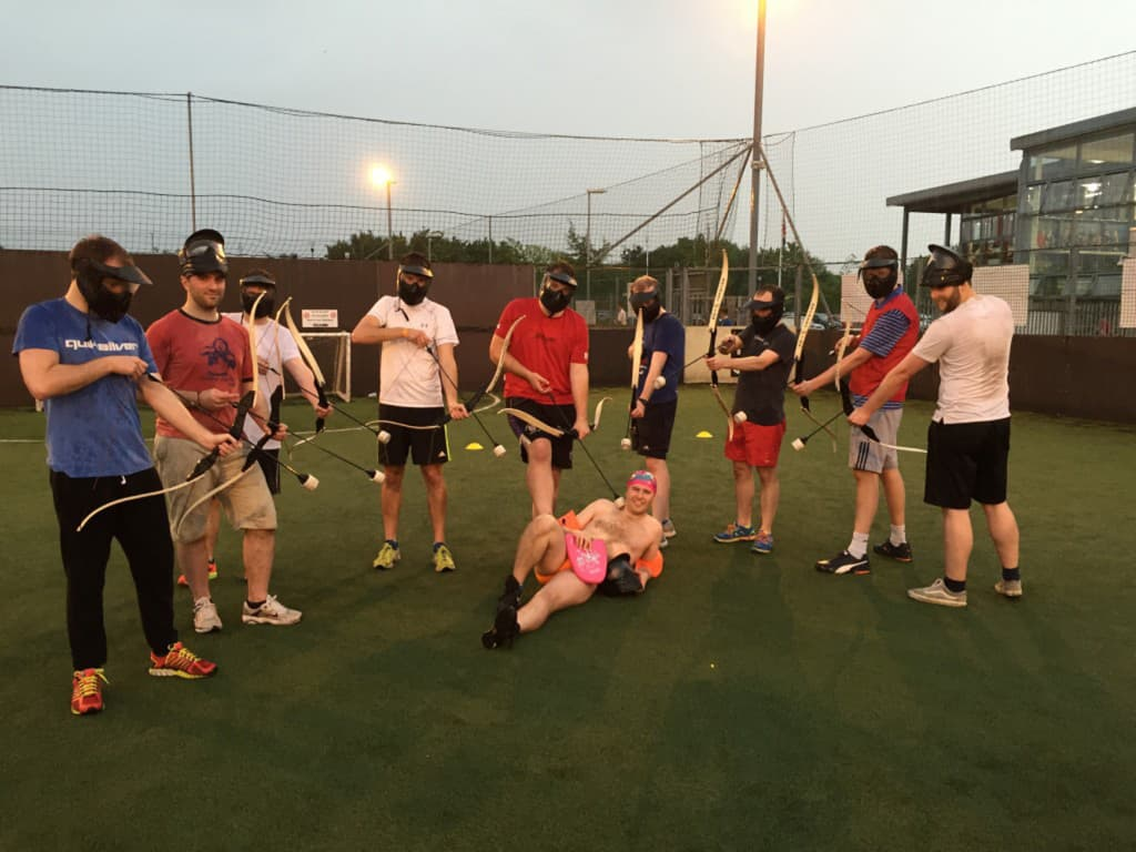 Active Stag Do Ideas: 4 Sports Related Stag Party Ideas