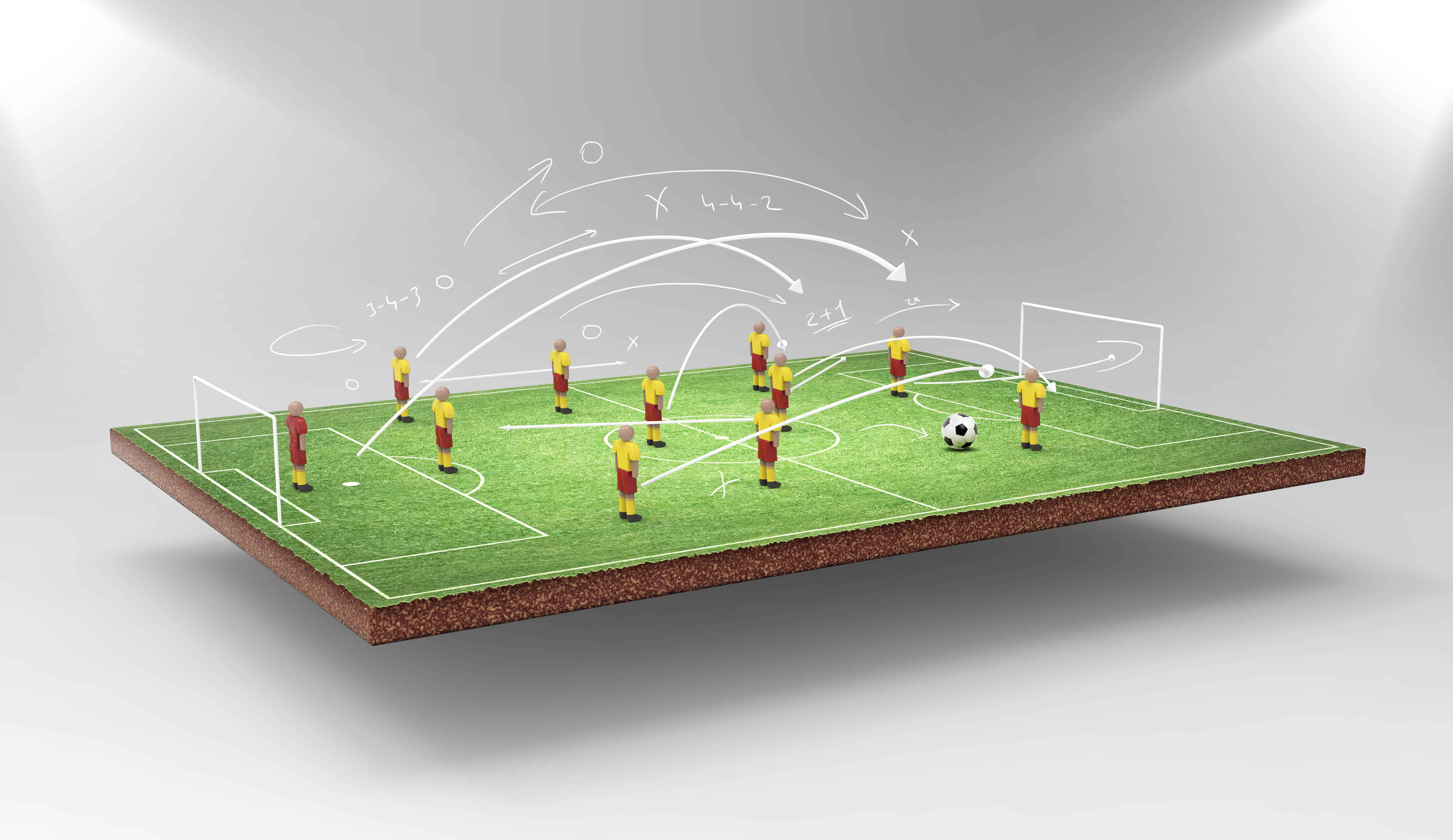 The top tactics to use next time you're playing 5 a side