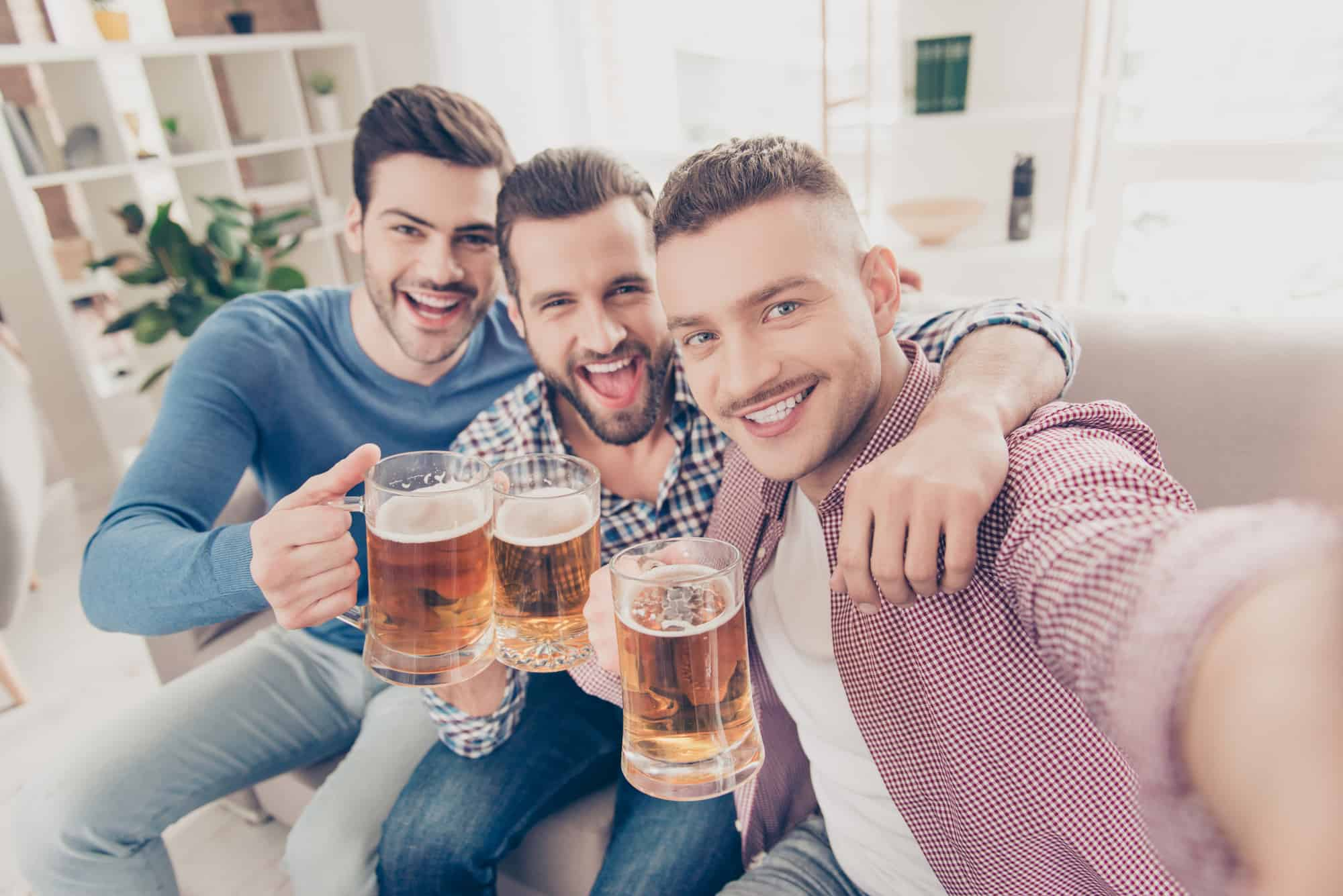 How to Be a Best Man: Planning the Stag Party
